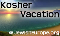 Kosher Vacation in Europe