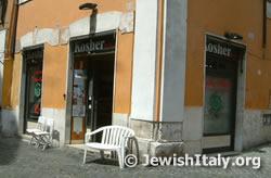 Kosher Bistrot - Kosher Restaurant - Rome - Lazio - Italy - www ...