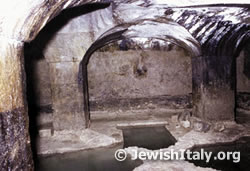 Miqwe di casa Bianca alla Giudecca - Mikvah, Ritual Bath - Syracuse ...